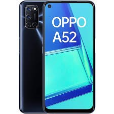 Oppo A52 64GB 4GB Dual-SIM Black