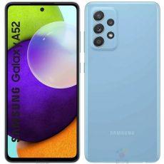 Samsung Galaxy A52 A525 128GB 4GB Dual-SIM Awesome Blue