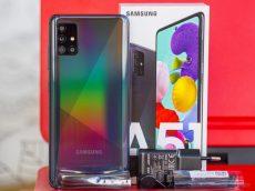 Samsung Galaxy A51 A515 128GB 4GB Dual-SIM Black