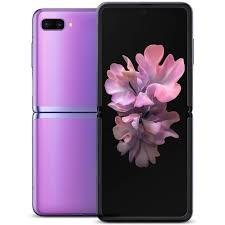 Samsung Galaxy Z Flip F700 256GB 8GB Dual-SIM Mirror Purple