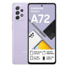 Samsung Galaxy A72 A725 128GB 6GB Dual-SIM Awesome Violet