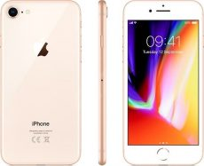APPLE IPHONE 8 64GB GOLD (HASZNÁLT MOBILTELEFON)