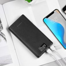 BOROFONE BT2D FULLPOWER 30000 MAH POWER BANK (FEKETE)