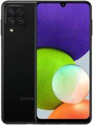 SAMSUNG A22 DUAL BLACK 64/4GB (0-PERCES MOBILTELEFON)