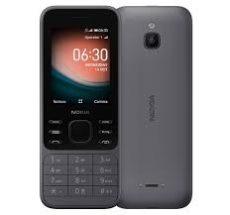 Nokia 6300 Dual-SIM Charcoal (NINCS MAGYAR MENÜ!)