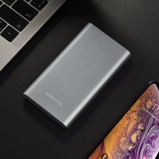 BOROFONE BT19 UNIVERSAL 10000 MAH POWER BANK (SZÜRKE)