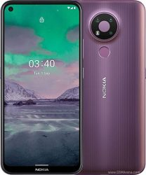 Nokia 3.4 Dual-SIM 64/3GB Dusk Purple