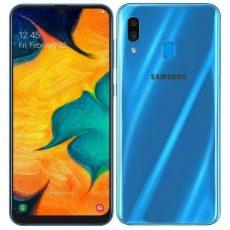SAMSUNG GALAXY A30 BLUE (HASZNÁLT MOBILTELEFON)