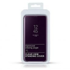 """CLEAR VIEW MAPPA TOK IPHONE 11 MAX 6,5"""" PURPLE"""