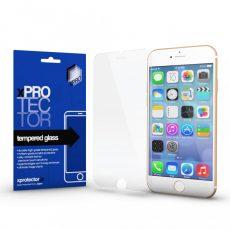 Tempered Glass 0.33 Full 3D Black (FG) kijelzővédő Apple iPhone 6 / 6S készülékhez