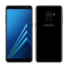 SAMSUNG GALAXY A8 2018 BLACK (HASZNÁLT MOBILTELEFON)