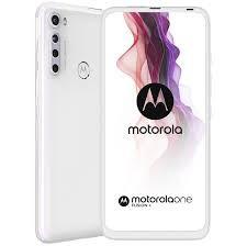 Motorola One Fusion 128GB Dual-SIM Moonlight White