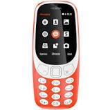 Nokia 3310 2017 Dual-SIM Red (NINCS MAGYAR MENÜ!)