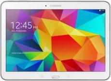 """SAMSUNG GALAXY TAB 4 10.1"""" 16GB WIFI + LTE WHITE (HASZNÁLT TÁBLAGÉP)"""