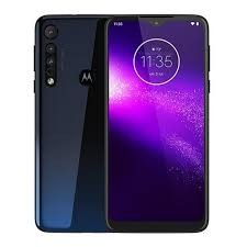 Motorola One Macro 64GB 4GB Dual-SIM Space Blue
