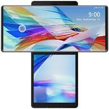 LG Wing 5G 128GB Dual-SIM Gray
