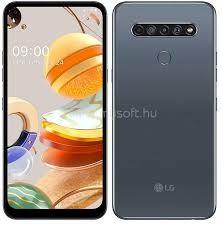 LG K61 Dual-SIM Titan