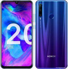 Huawei Honor 20 Lite 128GB Dual-SIM Blue